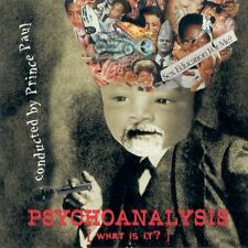 Prince Paul Psychoanalysis - What Is It? WORDSOUND RECORDS CD 1996