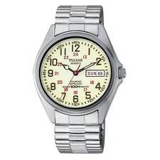 Pulsar Railroad Approved Expansion PXN021 - Quartz Pulsar Watch (Men's)