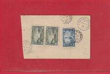 $1.00 Champlain MY 38 + 2x20c Tor & N. Bay RPO Money Tag Registered Canada cover