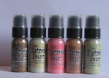 Ranger - Tim Holtz - Distress Paint Dabbers - Lot of 5 - New.