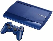 Sony PS3 500GB Super Slim Console (PS3) Blue