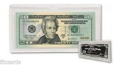 BCW - Currency Slab Holder, Regular Bill