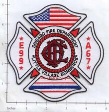 Illinois - Chicago Engine 99 IL Fire Dept Patch