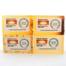 PRICKLY HEAT/SWEAT/HEAT RASH RELIEF~Soap Sample Pack~Organic Remedy for Miliaria
