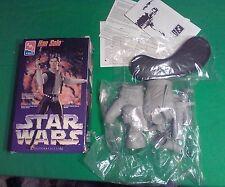 Star Wars AMT ERTL Han Solo Model #8785 Collector Edition 1995