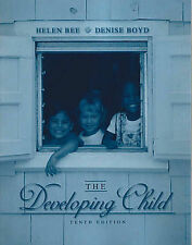 BARGAIN The Developing Child 10th Edition (International Edition) Boyd, Denise