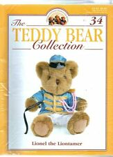 The Teddy Bear Collection Magazine - Issue.34, Lionel the Liontamer