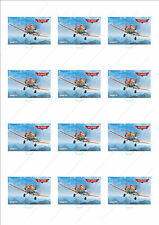 Novelty Disney Planes Edible Fairy Cake Cupcake Toppers Decorations Boy Birthday