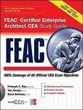 Certification Press: FEAC Certified Enterprise Architect CEA Study Guide by...