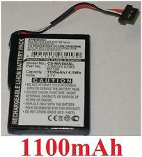 Batterie 1100mAh Pour Mitac Navman Mio Spirit V505 V735 TV, 338937010183, M1100