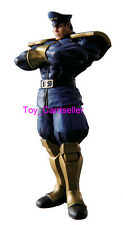 Bandai Super Modeling Soul Street Fighter IV 4 Collection Figure M. Bison Vega B