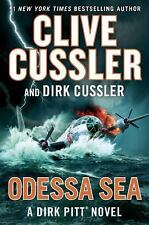Dirk Pitt Adventure: Odessa Sea by Clive Cussler ~  2016, Hardcover