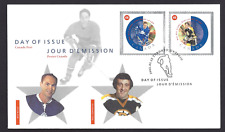 Canada  FDC  # 1935     NHL ALL STARS   2002 ef     New Fresh Unaddressed