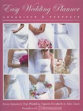 Easy Wedding Planner, Organizer and Keepsake by Alex A. Lluch and Elizabeth...
