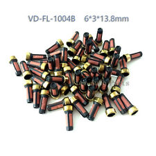 50pcs Fuel Injector Micro Basket Filter  For Audi BMW GMC injector repair kits