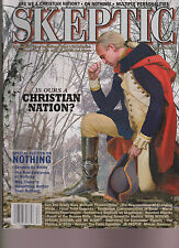 SKEPTIC MAGAZINE Vol.17 #3 2012, IS OUR A CHRISTIAN NATION?