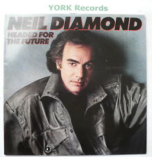 NEIL DIAMOND - Headed For THe Future - Excellent Condition LP Record CBS 26952