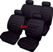 FIAT GRANDE PUNTO (06+)  PREMIUM FULL SET LEATHER LOOK SEAT COVERS