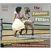 Various Artists - Fabulous Fifties (3 CDs) -60 Original fifties Tracks   (2002)