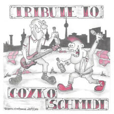 TRIBUTE TO GOYKO SCHMIDT Sampler LP (2014 Oi! The Nische Records) Neu!