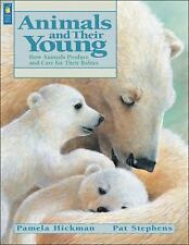 Animals and Their Young: How Animals Produce and Care for Their Babies (Animal B