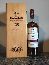 Whisky Macallan 25 Anni Sherry