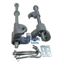 2PC Coil Strut Spring Compressor Remover Installer Suspenion Tool Clamp Portable