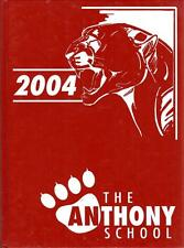 The Anthony School Little Rock Arkansas 2004 Yearbook Annual