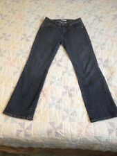 Chico's Platinum straight leg jeans in Size 0 28x29 Stretch Cotton