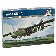 ITALERI WACO CG-4A 1118 1:72 Aircraft Model Kit