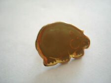PINS ANIMAL ANIMAUX HIPPOPOTAME