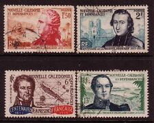 NEW CALEDONIA....  1953  french administration set used