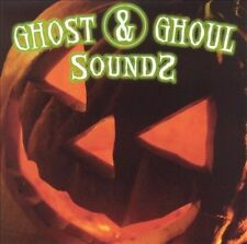 FREE US SH (int'l sh=$0-$3) NEW CD Various Artists: Ghost & Ghoul Sounds Origina