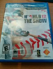 BRAND NEW MLB 12 THE SHOW FOR PS VITA