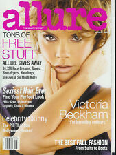 VICTORIA BECKHAM interview w/26 photos 2008 magazine MARY J BLIGE