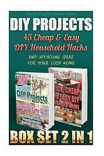Cleaning Hacks, How to Quickly Decorate a Room, Projects for Kids, Declutter...