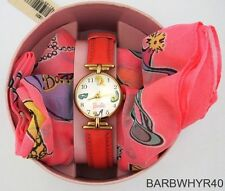 Barbie 35th Anniversary Character Watch in Original Box by Fossil b1
