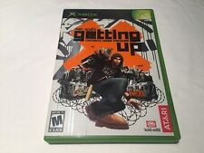 Marc Ecko's Getting Up: Contents Under Pressure (Microsoft Xbox) Complete N Mint