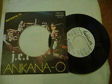 """JET""""ANIKA NAO-disco 45 giri DURIUM 1973"""" PROG Italy"""