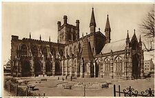 Cheshire Postcard - Chester Cathedral from South East   ZZ1146