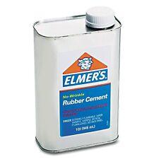 ELMER'S Natural Rubber Formula Cement Repositionable 1 Qt - EPI233