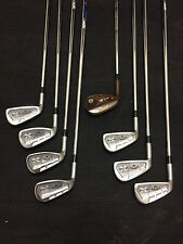 LH Callaway Razr X Forged Irons 4-PW Project X 6.0 Shafts