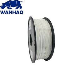 Wanhao White ABS 1.75 mm 1 KG Filament for 3d printer - Premium Quality
