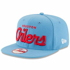 New Era Houston Oilers Adjustable Hat -