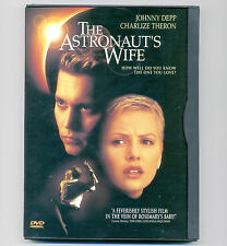 The Astronaut's Wife DVD R movie Johnny Depp, Charlize Theron, science fiction
