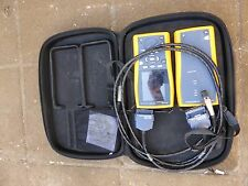 Fluke DTX 1800 cable analyer -Calibrated 28/03/2018