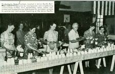 North Platte, NE The Lady Canteen  workers 1943
