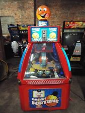 BASKET FORTUNE A-203 ARCADE GAME