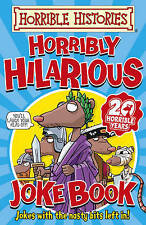 Horribly Hilarious Joke Book (Horrible Histories),New Condition