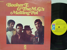 BOOKER T. & The M.G.'s - Melting Pot LP (1st US Pressing on STAX)